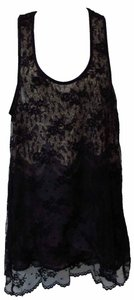 Kay Celine Sheer Lace Summer Night Out Tunic