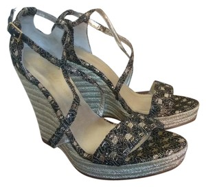Jean-Michel Cazabat Golden black stones Wedges
