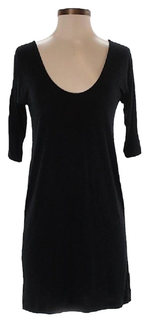 Preload https://img-static.tradesy.com/item/21588489/eight-sixty-black-short-casual-dress-size-4-s-0-1-650-650.jpg