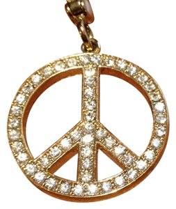 Juicy Couture Juicy Couture Peace Charm