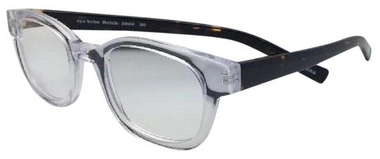 Preload https://img-static.tradesy.com/item/21588764/readers-eye-bobs-eyeglasses-butch-2249-20-350-45-21-clear-and-tortoise-frame-0-1-540-540.jpg