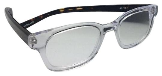 Preload https://img-static.tradesy.com/item/21588849/readers-eye-bobs-eyeglasses-butch-2249-20-300-45-21-clear-and-tortoise-frame-0-1-540-540.jpg