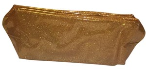 Other gold shimmer cosmetic bag