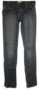 Marlow Boot Cut Jeans-Distressed
