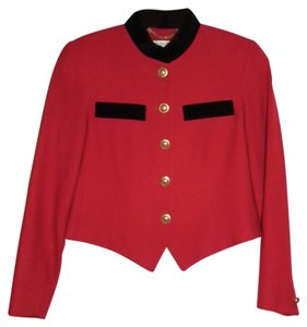 Preston & York Red Blazer