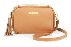 Joy & IMAN Shoulder Like Coach Fanny Pack Frozen Latte Golden Retriever Cross Body Bag