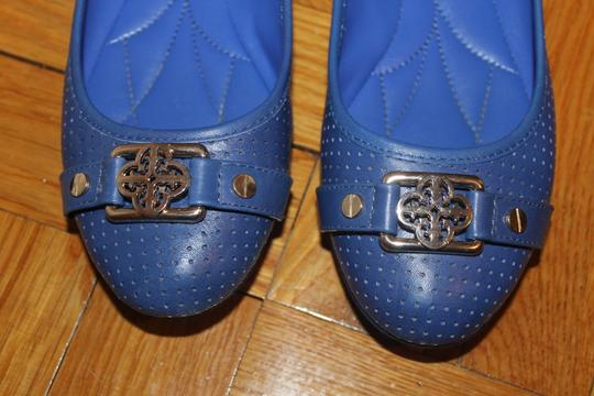 Isola Electric blue Flats