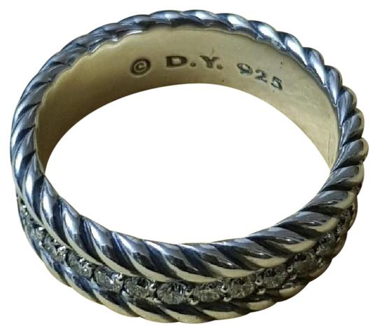 Preload https://img-static.tradesy.com/item/21589562/david-yurman-cable-band-ring-0-1-540-540.jpg