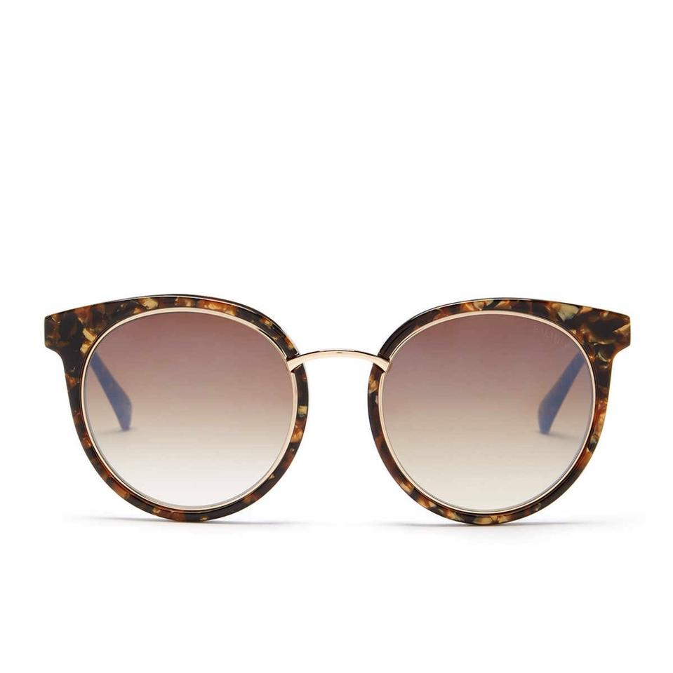 fcf9071b22 Balmain gold brown sunglasses tradesy jpg 959x960 Balmain sunglasses