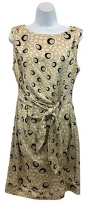 Diane von Furstenberg short dress Dvf Silk on Tradesy