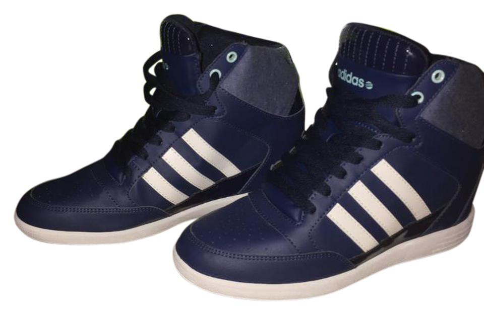 Adidas Italia Donna Adidas SUPER WEDGE W Oxford Blu