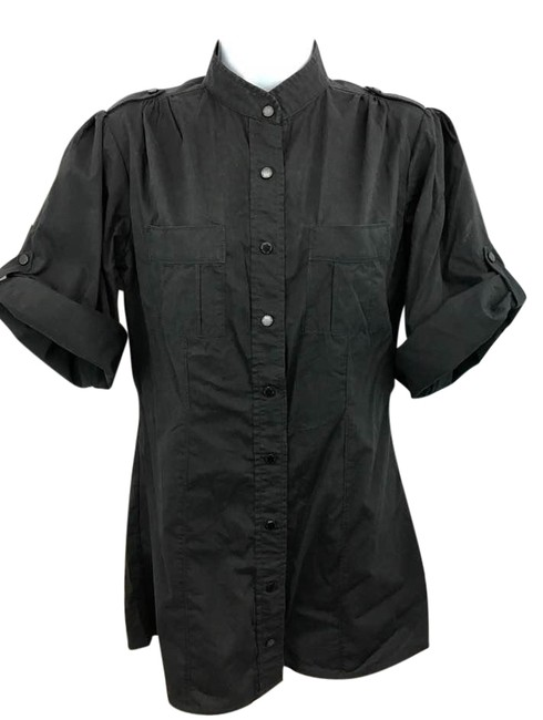 Preload https://img-static.tradesy.com/item/21590021/naf-naf-black-stretchy-cotton-blend-s-blouse-size-6-s-0-1-650-650.jpg