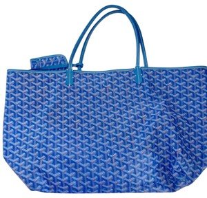 Goyard Blue Totes Up To 70 Off At Tradesy