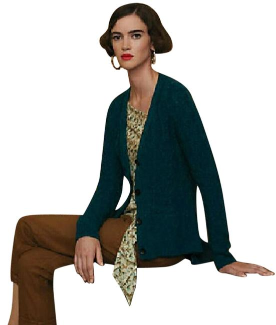 Preload https://img-static.tradesy.com/item/21590533/anthropologie-blue-teal-far-away-from-close-cardigan-size-6-s-0-1-650-650.jpg