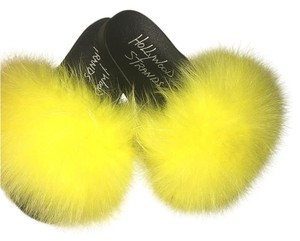 Hollywoodstrands yellow Sandals
