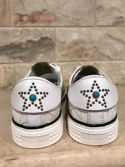 Valentino Rockstud Studded white Athletic