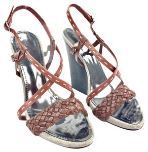 Proenza Schouler Brown Sandals