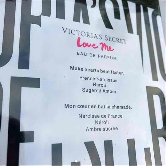 Victoria's Secret Love Me Eau De Parfum