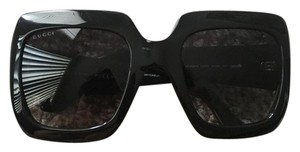 Gucci GUCCI 58 MM Oversized Square Sunglasses