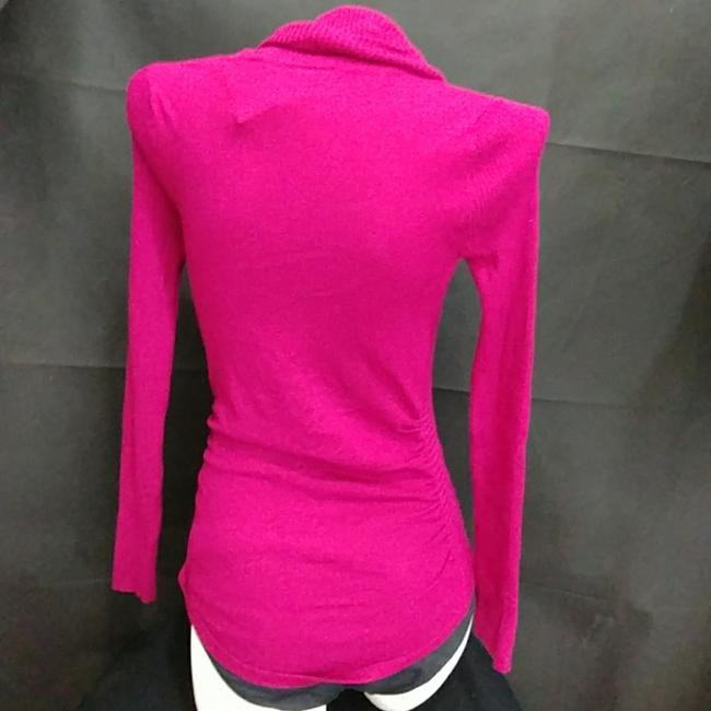 Hooked Up by IOT Top Berry Pink