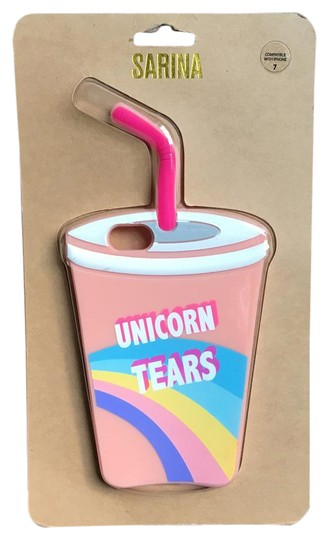 Preload https://img-static.tradesy.com/item/21591408/unicorn-tears-iphone-7-case-tech-accessory-0-1-540-540.jpg