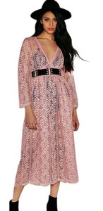 Rose Maxi Dress by Nasty Gal