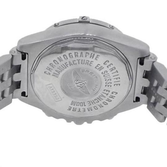 Breitling Breitling A13353 Blackbird Stainless Steel Chronograph Watch