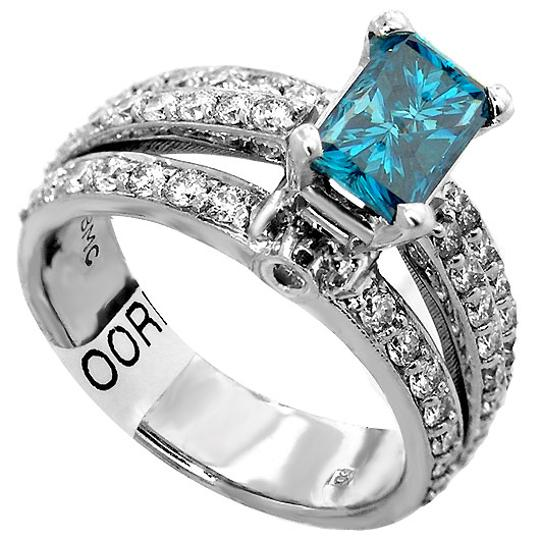 Preload https://img-static.tradesy.com/item/21592271/abc-jewelry-h-color-vs2-clarity-blue-diamond-102-treated-radiant-w-3-bands-100cttw-round-dia-ring-0-0-540-540.jpg