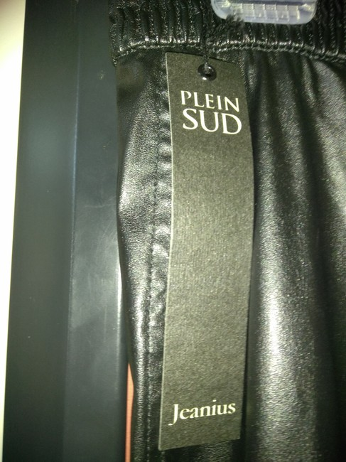 Plein Sud Black Leggings