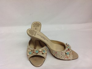 Hollywould Beige Sandals