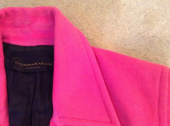 Donna Karan New York Fuschia Blazer