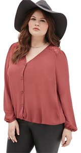 Forever 21 Top Mauve