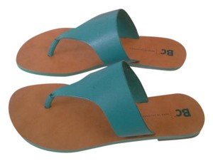 BC Footwear turquoise Sandals
