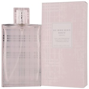Burberry Burberry Brit Sheer Eau De Toilette Natural Spray