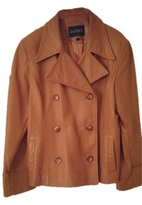 Danier Butternut Leather Jacket