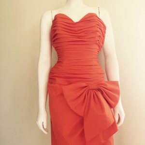 a94f0c0048f Orange Dior Formal Dresses - Up to 70% off a Tradesy
