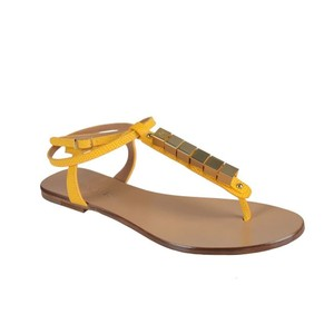 Dsquared Yellow Sandals