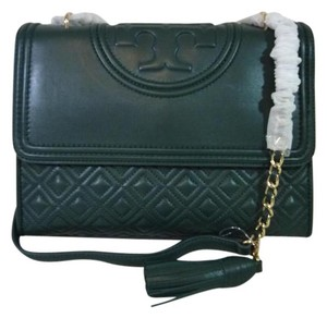 02d9f0e43a1 Green Tory Burch Shoulder Bags - Up to 90% off at Tradesy