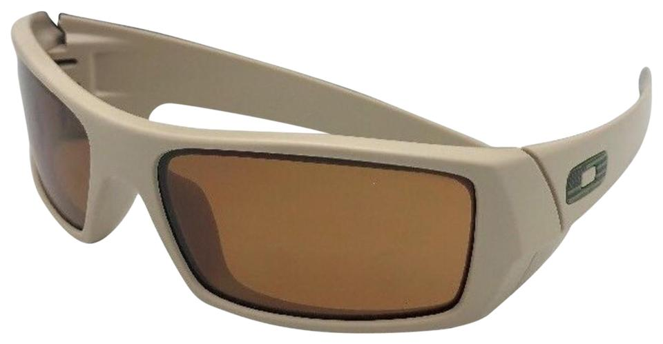 oakley gascan 11 015 60 15 desert with bronze lenses and us flag rh tradesy com oakley gascan american flag icons
