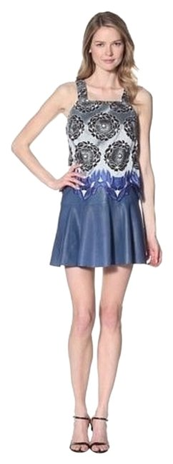 Preload https://img-static.tradesy.com/item/2159558/thakoon-addition-blue-leather-skirted-tank-above-knee-short-casual-dress-size-8-m-0-0-650-650.jpg