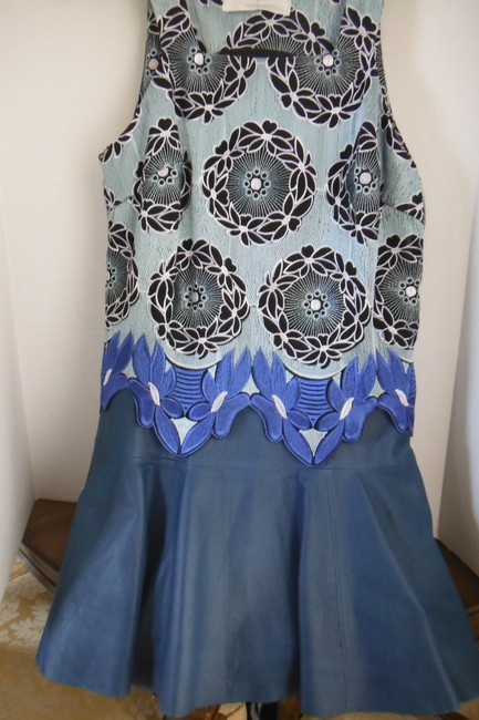 Thakoon Addition short dress Blue on Tradesy Image 2