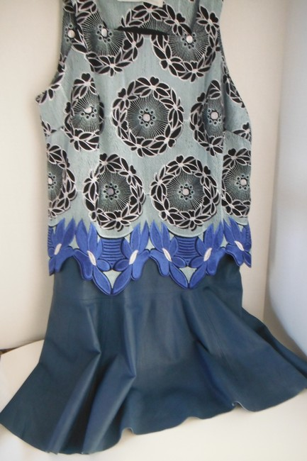 Thakoon Addition short dress Blue on Tradesy Image 3