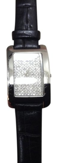 Preload https://img-static.tradesy.com/item/2159575/fossil-black-croc-with-cz-dial-women-s-leather-band-square-watch-0-0-540-540.jpg