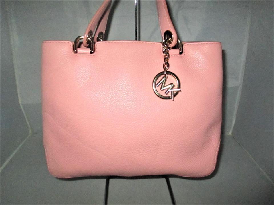 df8edc720a06 Michael Kors Handbag Anabelle Medium Top Zip Tote Satchel Hobo Cross ...