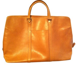 a99c6e5487 Cole Haan Cole Haan leather attache, briefcase or laptop carrier