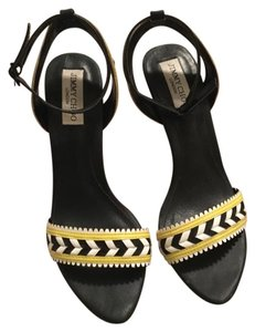 Jimmy Choo black, white Sandals