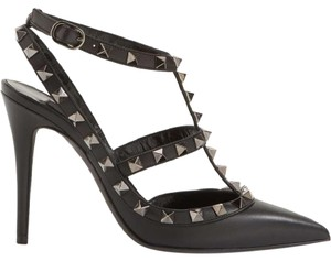 Valentino Nior Studded Heels black Pumps