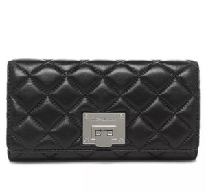 Michael Kors MICHAEL KORS Astrid Quilted Carryall Wallet Clutch NWT