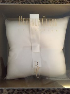Beverly Clark Wedding Pillow