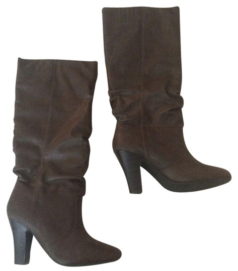 Preload https://item2.tradesy.com/images/qupid-brown-bootsbooties-size-us-75-2159841-0-0.jpg?width=440&height=440